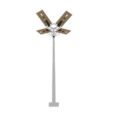 All In One Semi High Mast Solar Street Light